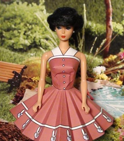 Alice Red Vintage