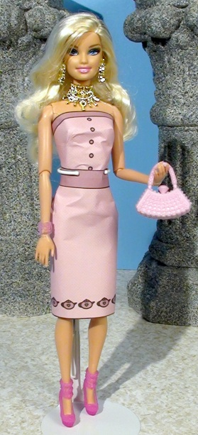 Barbie wearing Kate
