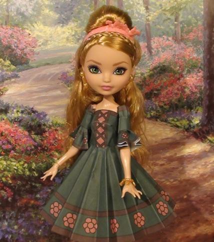 Ever After High Doll Ashlynn Ella