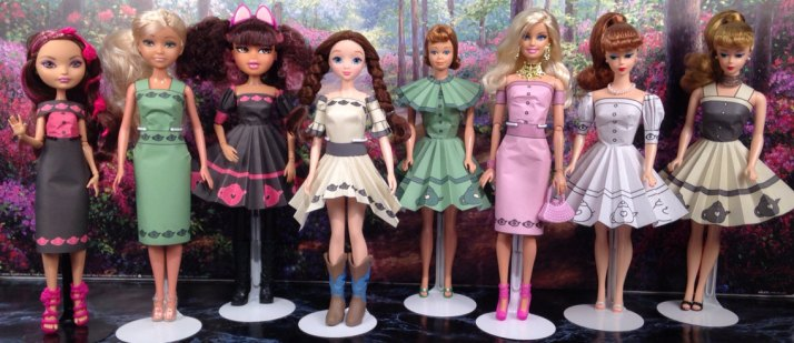 Printable Doll Clothes Kate