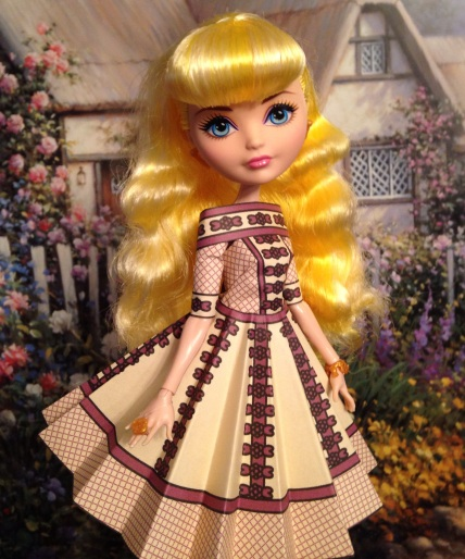 Ever After High Blondielocks