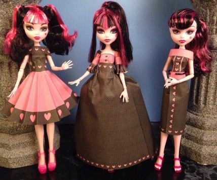 Diana Pink Three