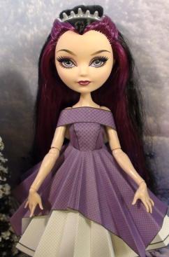 Royal Birthstones Raven Queen