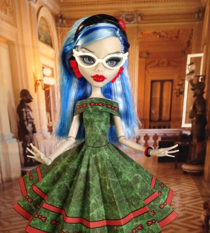 Christmas Party Monster High
