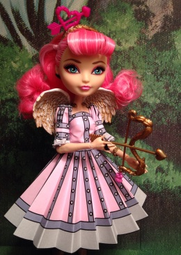 C. A. Cupid Ever After High Doll 1