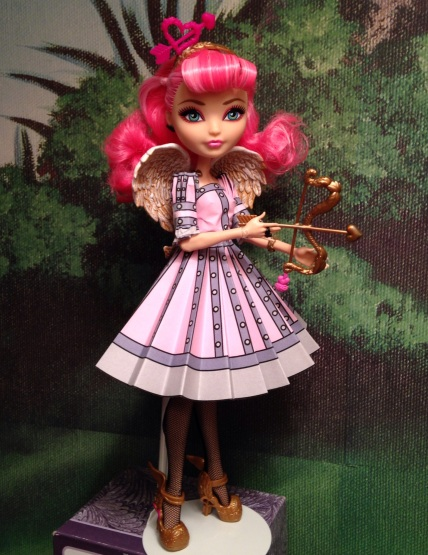 C. A. Cupid. Ever After High Doll 2