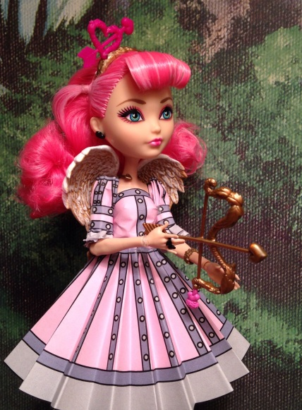 C. A. Cupid Ever After High Doll 3