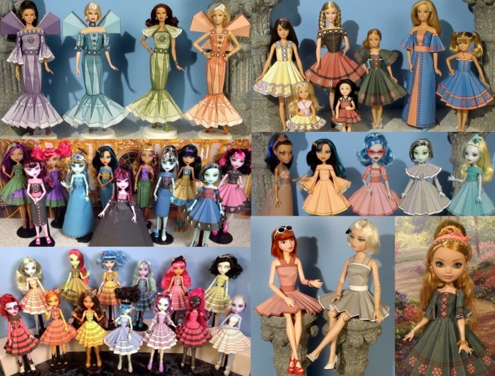 Printable Doll Clothes Volume 2