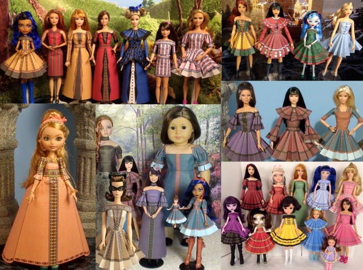 Printable Doll Clothes Volume 3