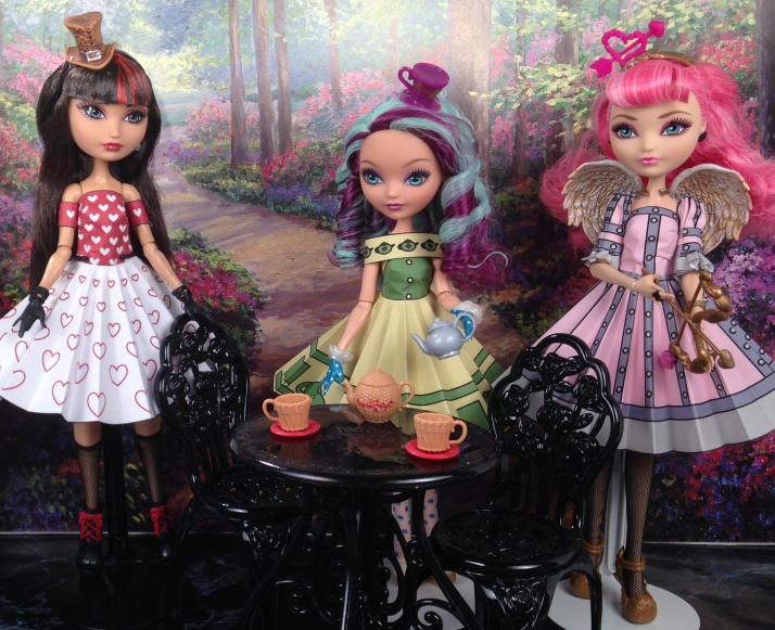 Printable Doll Clothes Tea Party